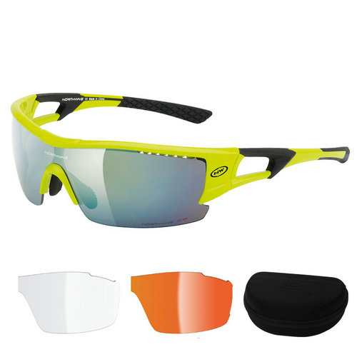 Lunnetes Tour Pro Sunglasses Jaune 2016 VQhqq